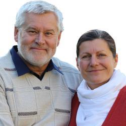 Miluška a Ivan Matoušovi